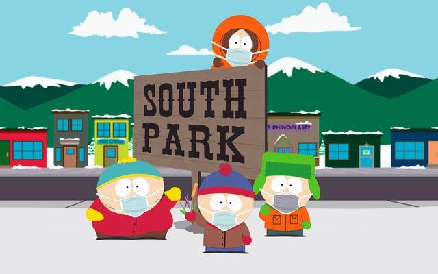 """South Park sedang melakukan Q-ing untuk """"Vaksinasi Khusus"""" selama satu jam berikutnya"""