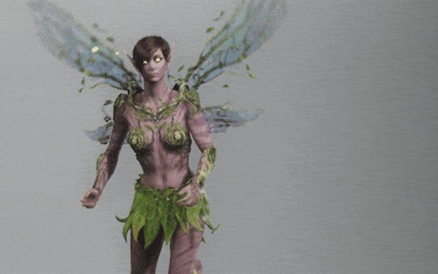 Paragon scatena l'arma definitiva contro robot e mostri: una principessa delle fate
