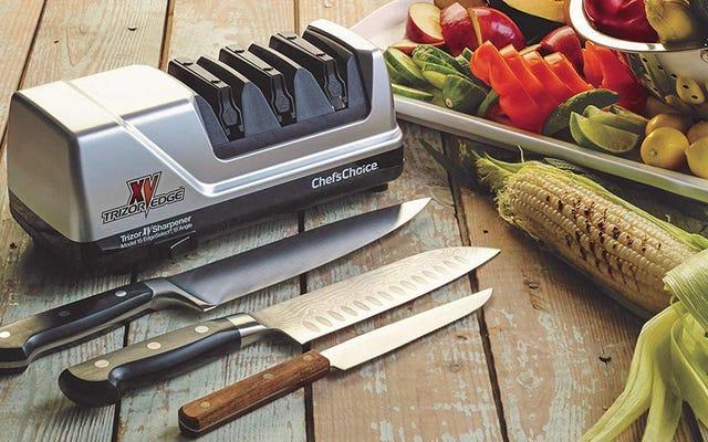 Máy mài dao điện chuyên nghiệp này rẻ hơn trên 50 đô la so với Amazon