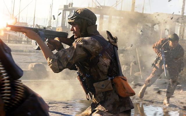 Les joueurs sont séparés sur les armes les plus faibles de Battlefield V