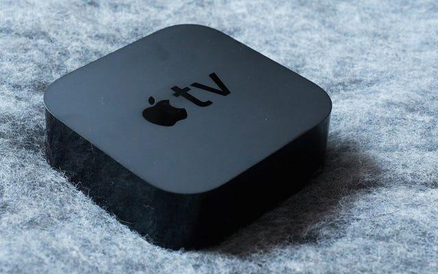 Niektóre Apple TV tracą aplikację CBS All Access w przyszłym miesiącu