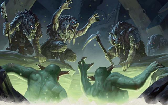 Un aperçu de la toute nouvelle bible des monstres de D&D