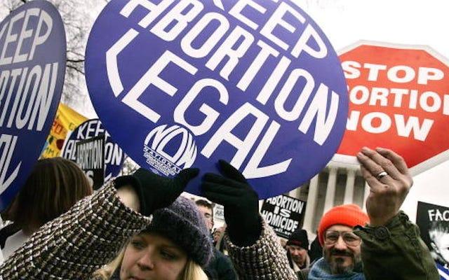 民主的リーダーシップは中絶に関する議会候補者のための「リトマス試験なし」を約束します