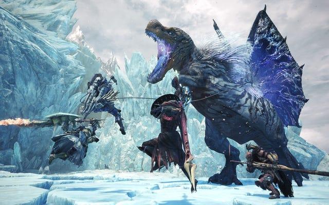 Iceborne est un excellent moyen de devenir affreusement accro à Monster Hunter une fois de plus