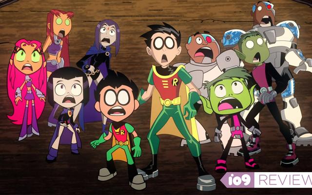 ティーンタイタンズGO!対 ティーンタイタンズチャンピオンズスーパーヒーローコミックの最も永続的な品質の1つ