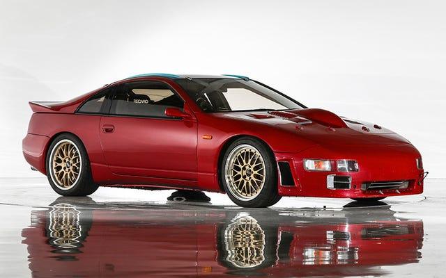 この1991年の日産300ZXはブガッティシロンよりも速く、10万ドル未満で販売されると予想されています