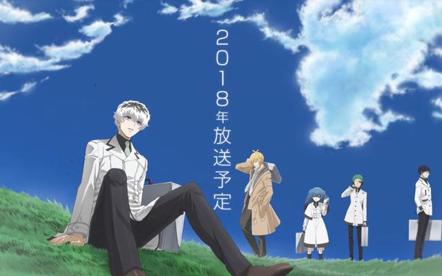 ทีเซอร์แรกสำหรับ Tokyo Ghoul: re Anime