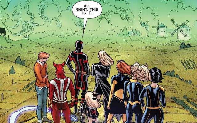 Kami Akhirnya Tahu Bagaimana Cyclops Meninggal