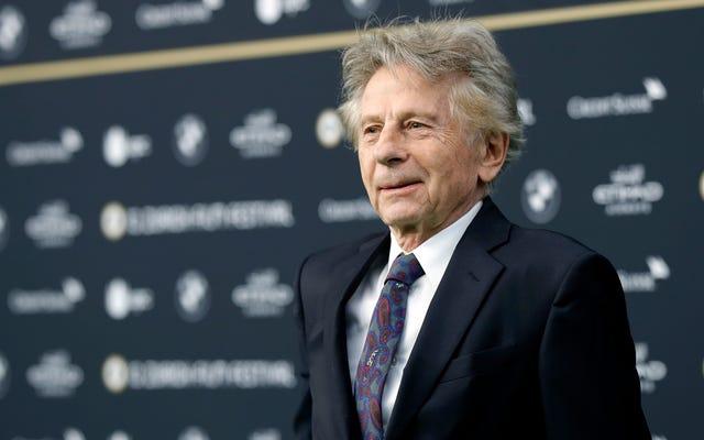 """İster inanın ister inanmayın, Roman Polanski #MeToo hareketinin """"kolektif histeri"""" olduğunu düşünüyor"""