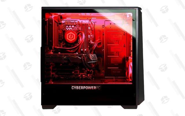 Эта установка на базе AMD поможет вам поставить подростков на их место