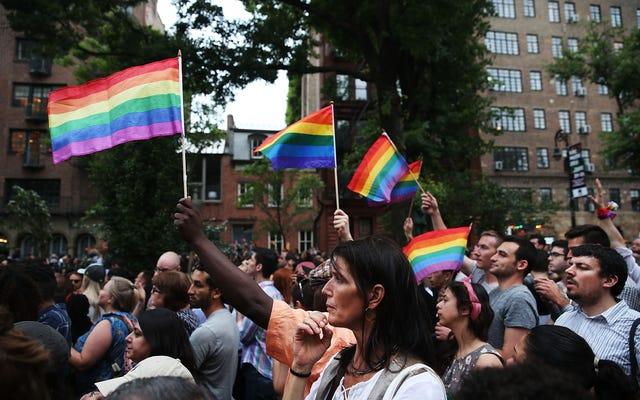 Sous l'administration Trump, les groupes haineux anti-LGBTQ se sont régulièrement multipliés