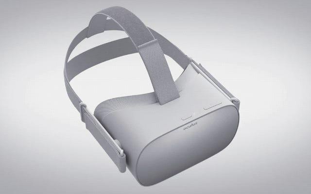Facebook, yeni Oculus Go sanal gerçeklik gözlüklerini 200 dolara satışa sunuyor