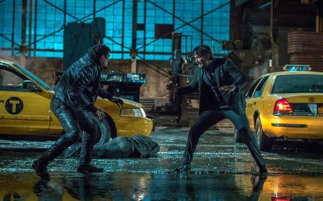 Lionsgate hủy bỏ kế hoạch thu hút John Wick / Mad Men / Hunger Games lớn ở Quảng trường Thời đại