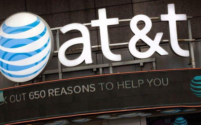 AT&Tは、月額35ドルで100のストリーミングチャンネルを販売したいと考えています