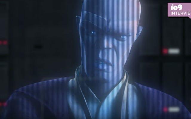 ดูเหมือนว่า Star Wars: The Clone Wars จะข้ามไปสู่การแก้แค้นของ Sith หลังจากทั้งหมด