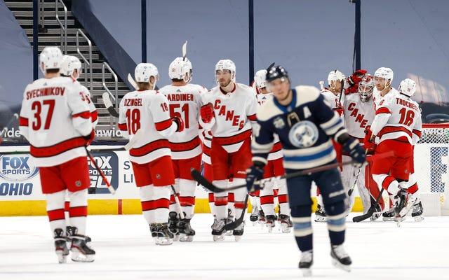 Si pierde a los árbitros de la NFL sin conocer las reglas, la NHL lo tiene cubierto