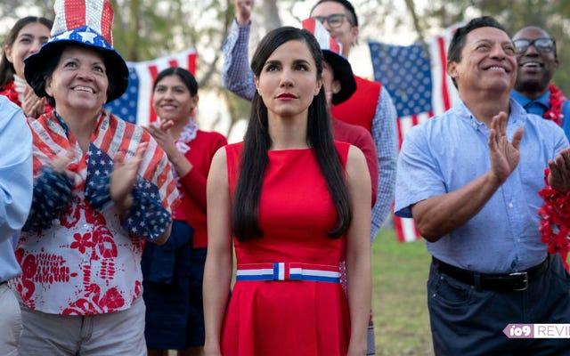 Hulu's Into the Dark Membawa Krisis Perbatasan dalam Episode Paling Dystopiannya