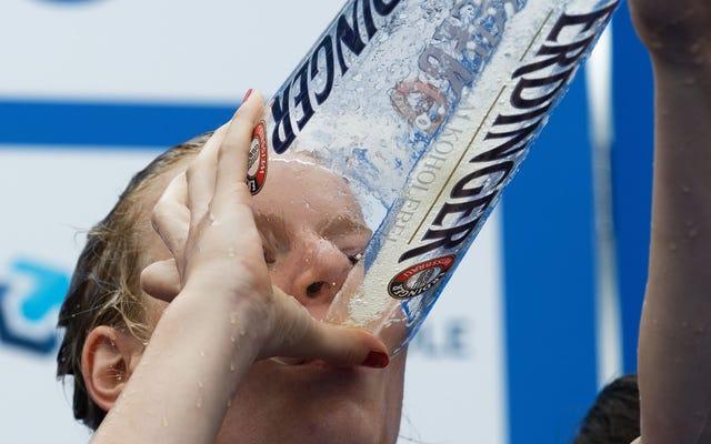 ทำไมเบียร์ที่ไม่มีแอลกอฮอล์จึงเป็นเครื่องดื่มกีฬาของเยอรมนี