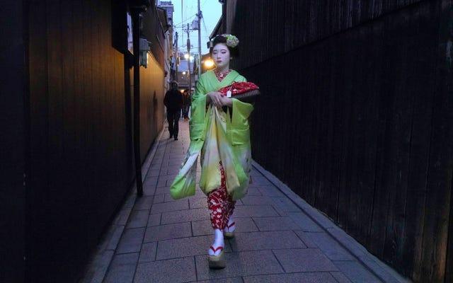 Les touristes à Kyoto rendent la vie misérable pour les Geishas