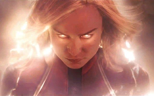 ความลับทั้งหมดของจักรวาลที่เราเปิดเผยในตัวอย่าง Captain Marvel อันน่าทึ่ง