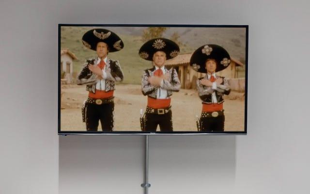 Los estrategas demócratas realizan una proyección de 'Tres amigos' para comprender mejor la cultura latina