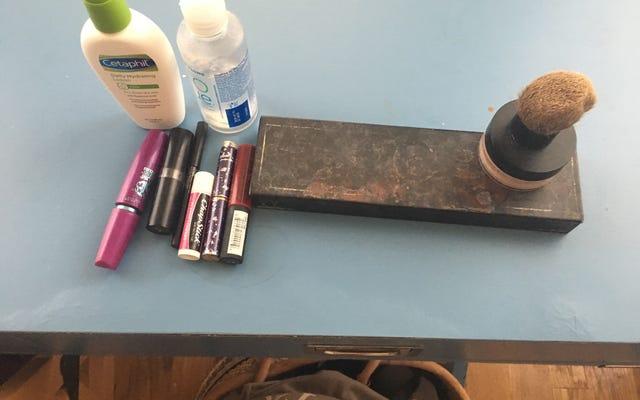 ハンナの24時間製品日記:煙と鏡