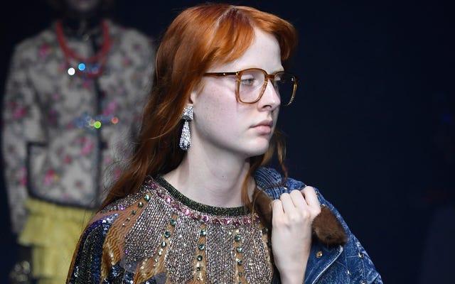 Barb From Stranger Things Adalah Inspirasi Baru Gucci yang Mencolok