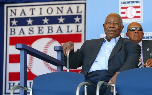 Los tributos a Hank Aaron llegan mientras el mundo lamenta la pérdida de uno de los más grandes de todos