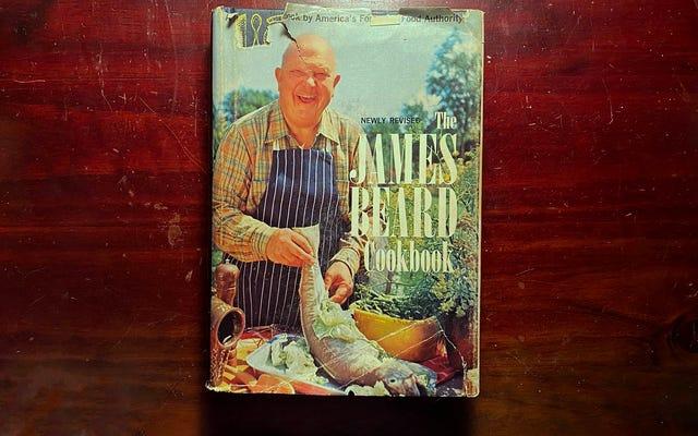 Livros de receitas clássicos: The James Beard Cookbook