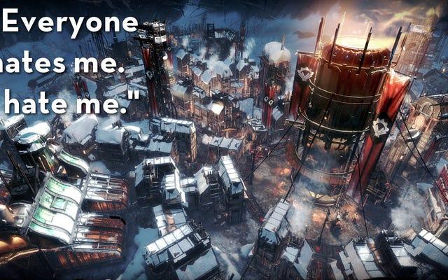 Frostpunk, comme le disent les critiques de Steam