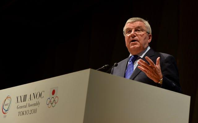 IOCは、朝鮮半島の関係改善に感謝の意を表します