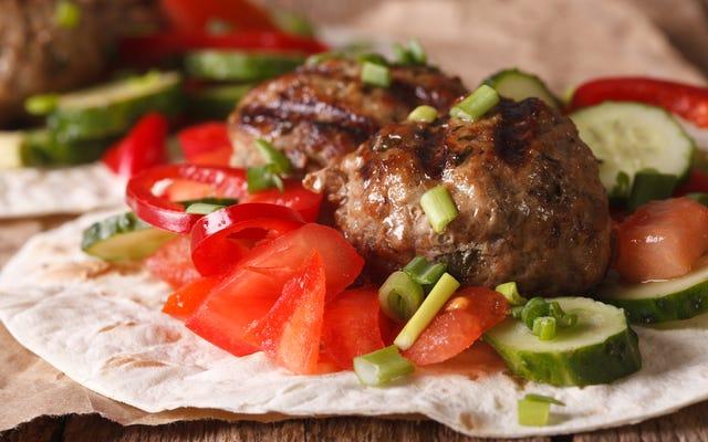 Bạn nên nấu với thịt cừu xay thường xuyên hơn