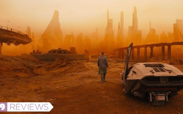 Blade Runner 2049 jest wspaniały, długi, genialny, pretensjonalny