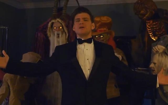 Неофициальная тематическая песня Ника Луцко Spirit Halloween получила официальное продолжение
