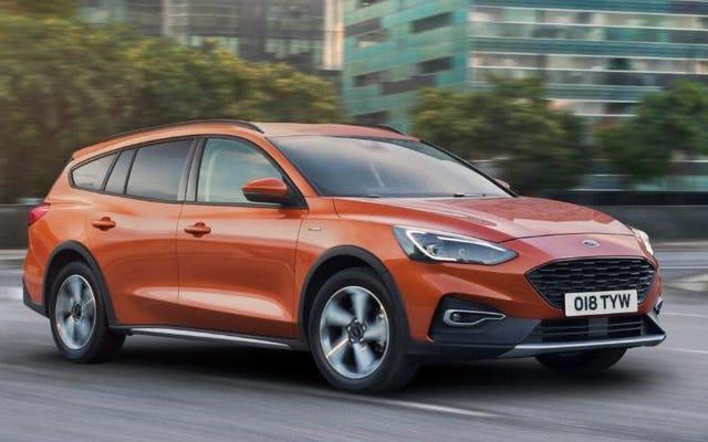 フォードがスバルアウトバックを引き継ぐために新しいクロスオーバーを作る:レポート
