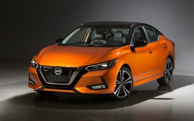 Nissan Sentra 2020 không chỉ là chiếc xe thuê tiếp theo của bạn