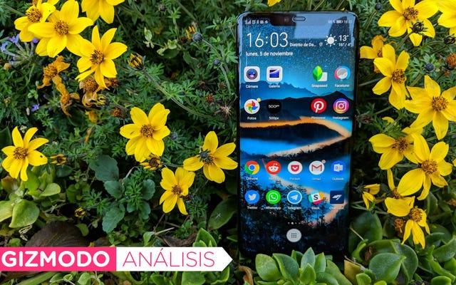 Huawei Mate 20 Pro, một chiếc điện thoại thông minh gần như hoàn hảo, nâng cao vị thế Huawei là Samsung mới