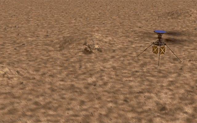 ¿Por qué colonizar Marte con humanos débiles cuando podemos usar drones?