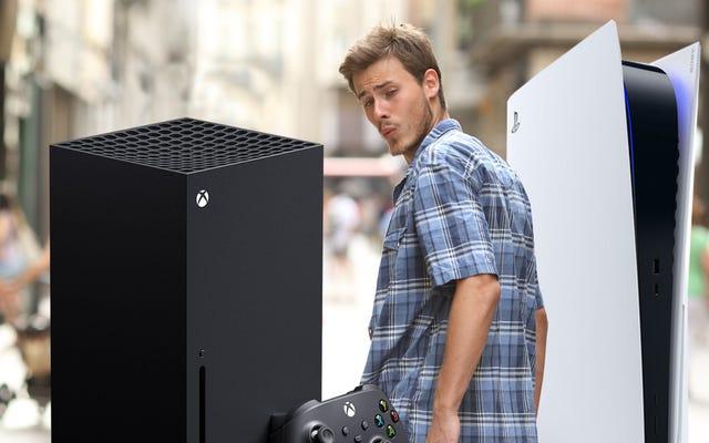申し訳ありませんがPS5、XboxシリーズXは予期せず私の好みのコンソールになりました