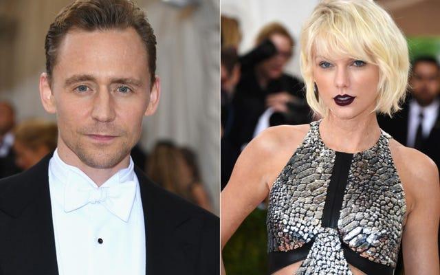 Taylor Swift dan Tom Hiddleston Melakukan Dance-Off di Met Ball