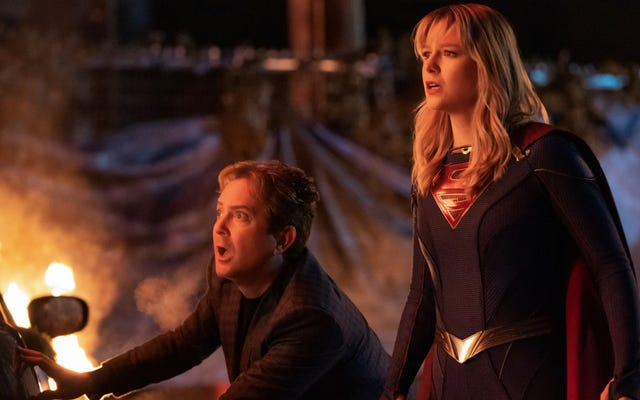 В 100-м эпизоде серии Supergirl раскрыты самые противоречивые отношения между ними