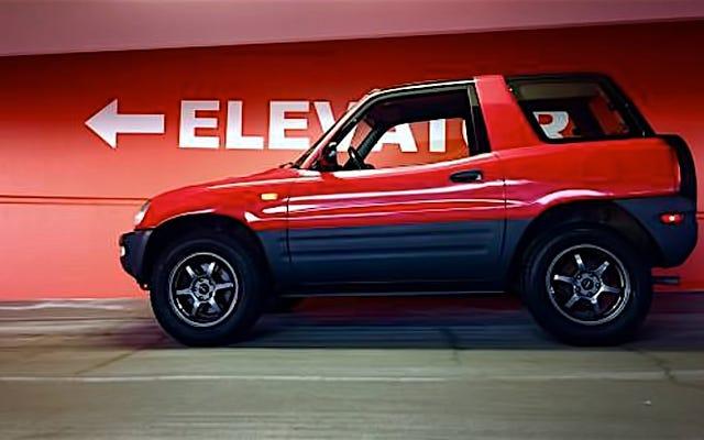 5,000ドルで、この1996年のトヨタRAV4はRAVに何かありますか?