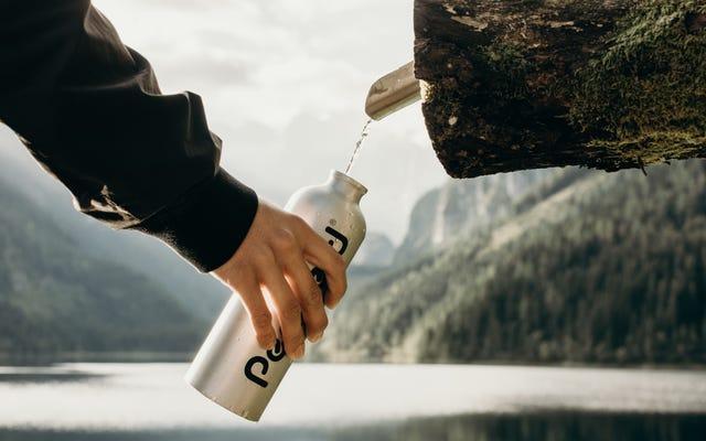 Kami Menolak Semua Cara Minum Air