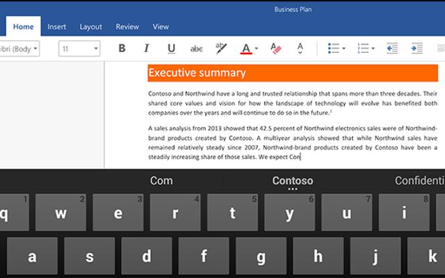 Microsoft Office para Android Beta disponible para todos, no se requiere invitación