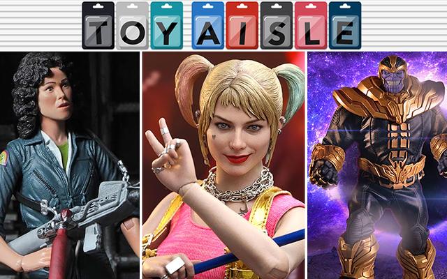 Harley Quinn Mendapat Sosok Baru yang Menakjubkan dan Lebih Banyak Mainan Paling Keren Minggu Ini