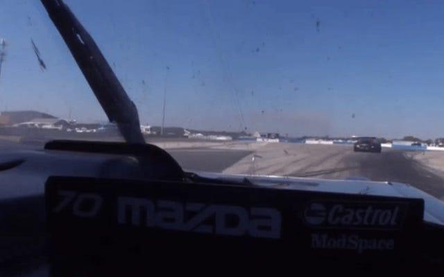 Aquí está el viaje de pesadilla que nunca querrá tomar cuando sus frenos fallan a 170 MPH