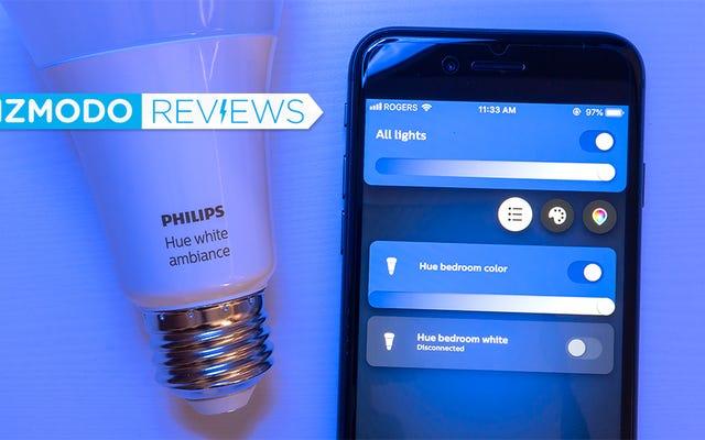 Las nuevas bombillas Bluetooth Hue de Philips son el mejor lugar para comenzar si tiene curiosidad por la iluminación inteligente