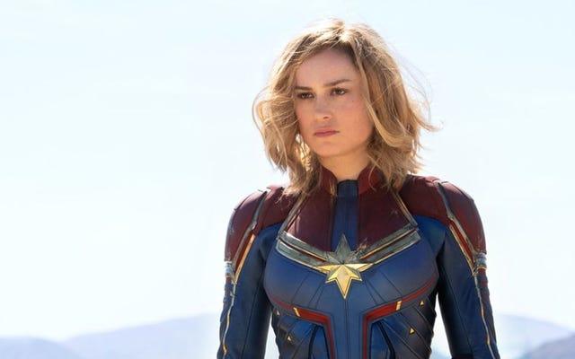 Marvel vient de révéler le look officiel de Captain Marvel - voici Carol Danvers