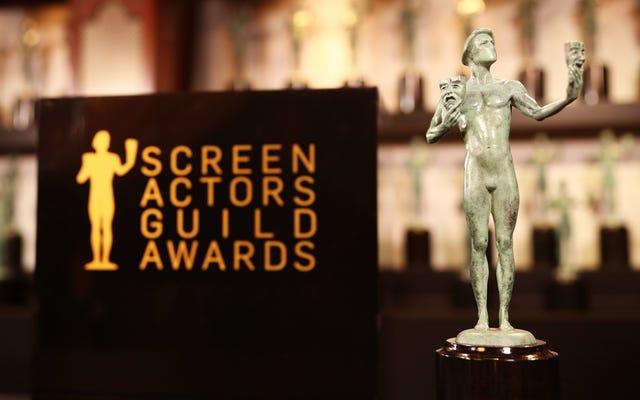 นี่คือรายชื่อผู้ได้รับรางวัล SAG Awards ครั้งที่ 27