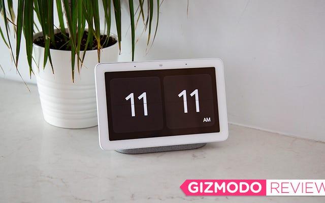 Home Hub de Google es un gran comienzo para una casa más inteligente